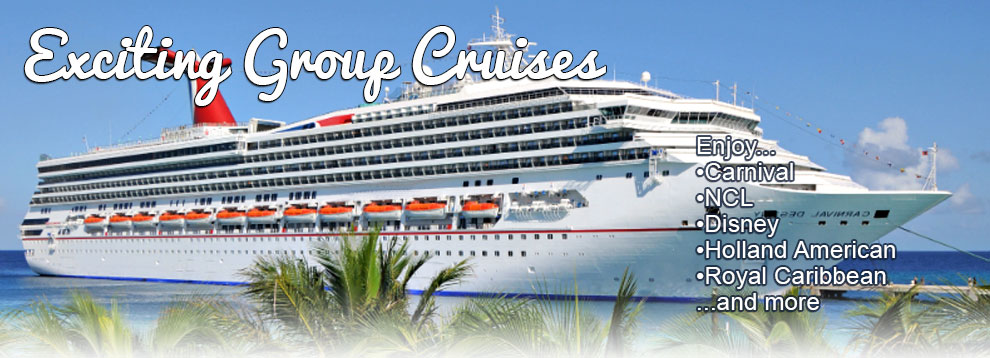 Exciting Group Cruises