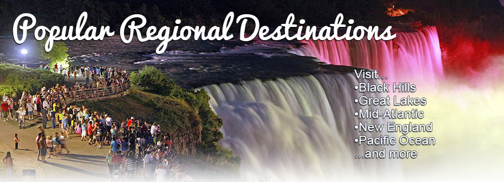 Regional Destinations