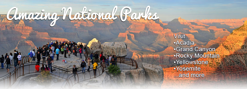 National Parks Group Tours