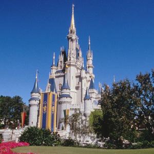 Magic Kingdom, Disneyland, Orlando, Florida