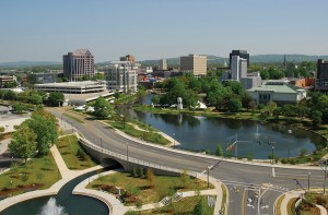 Huntsville Skyline