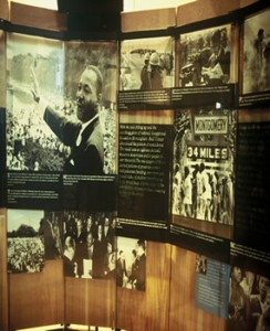 Martin Luther King Display