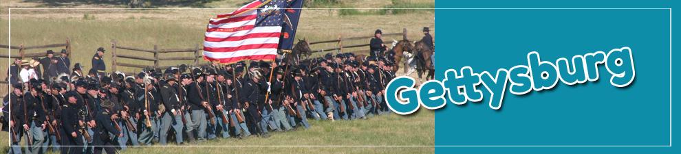 Gettysburg Group Trips
