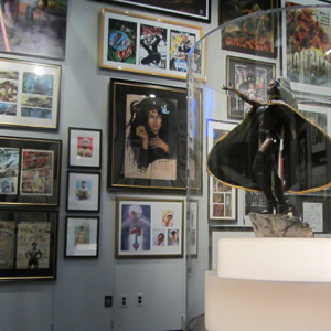 Geppi's Entertainment Museum Display