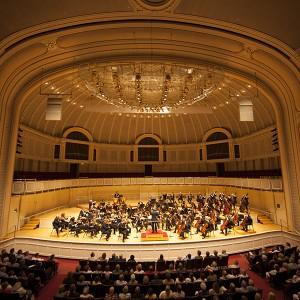 Chicago Symphony Orchestra Onstage