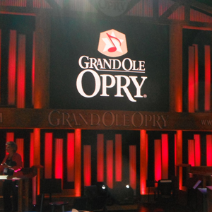 Grande Ole Opry Sign