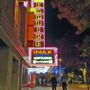 Esquire IMAX Theatre Entrance