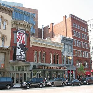 International Spy Museum Streetview