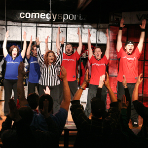 ComedySportz Teams