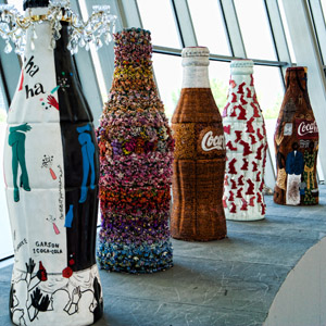 World of Coca Cola Display