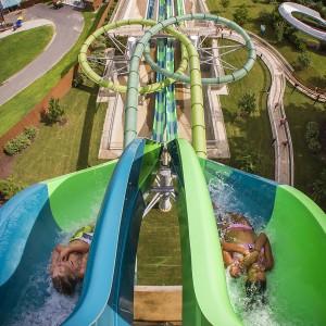 Busch Gardens Water Slides