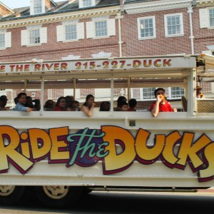 Ride the Ducks