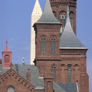 Smithsonian Castle Towers