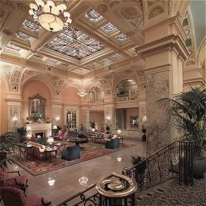 Hermitage House Interior