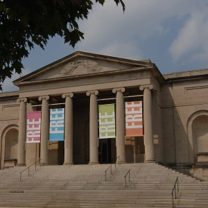 Baltimore Museum of Art Entrance